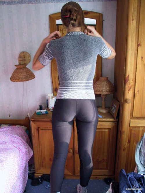 skirted yoga pants