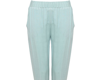 womens green ski pants