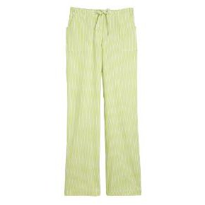 pants yellow