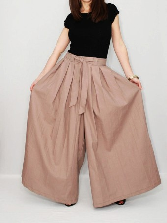 high waisted pants pattern