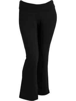 cheap fold over yoga pants