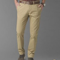 uniform khaki pants
