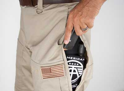 stretch cargo pants