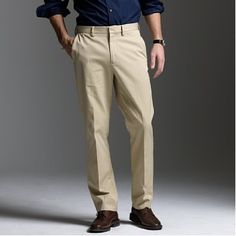 mens stretch cargo pants