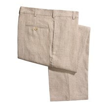 wide leg mens pants