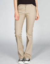 slim khaki pants men